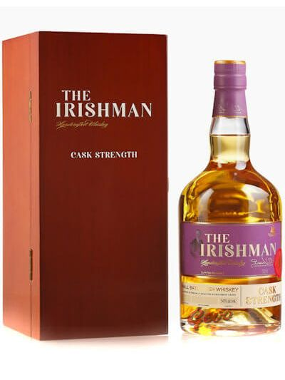 Irishman Cask Strength 2018 0.7L