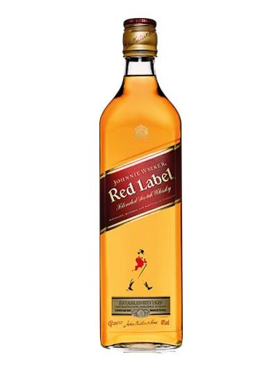 Johnnie Walker Red label 0.35L