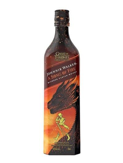 Johnnie Walker A Song of Fire 0.7L
