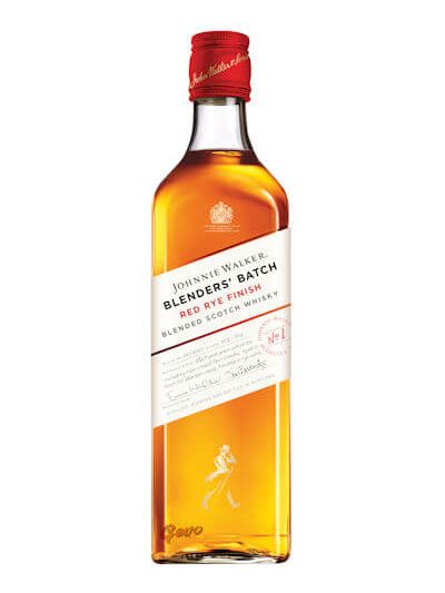 Johnnie Walker Red Rye Finish 0.7L