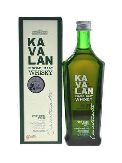 Kavalan Port Cask Finish 0.2L
