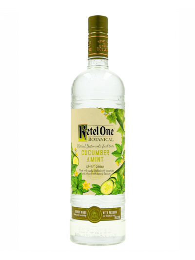 Ketel One Botanical Cucumber Mint 1L