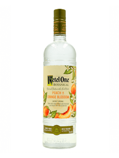 Ketel One Botanical Peach Orange Blossom 1L