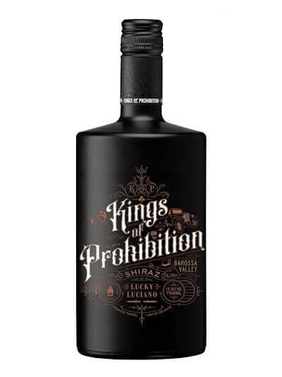 Kings of Prohibition Shiraz 0.75L