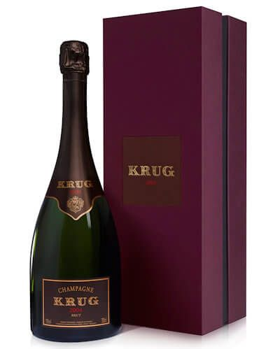 Krug Vintage 2004 in Coffret 0.75L