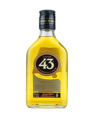 Licor 43 zakflacon 0.2L