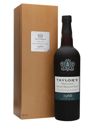 Taylor's Very Old Single Harvest 1966 Limited Edition 0.75L