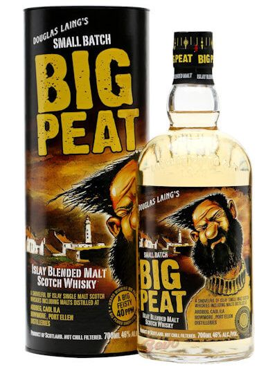Douglas Laing's Big Peat Small Batch 0.7L
