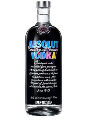 Absolut Andy Warhol Edition 0.7L
