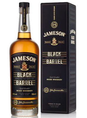 Jameson Black Barrel 0.7L