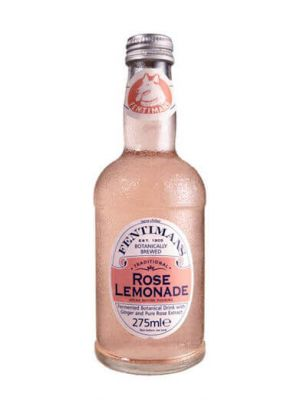 Fentimans Rose Lemonade 0.275L