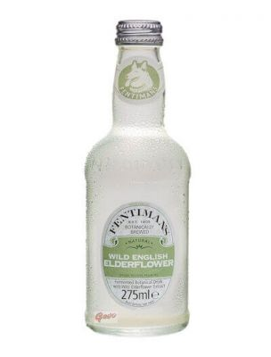 Fentimans Wild English Elderflower 0.275L