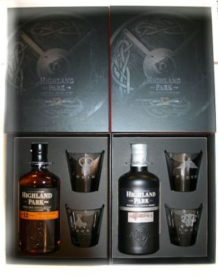 Highland Park 12 Valhalla Giftbox