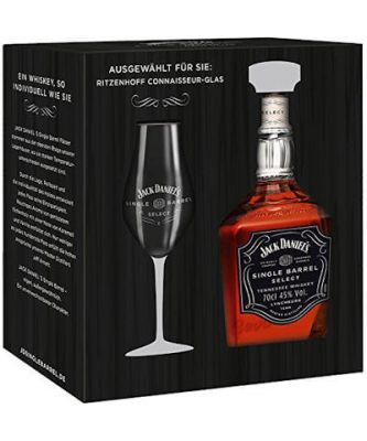 Jack Daniels Single Barrel Select giftbox