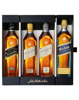 Johnnie Walker Collection Giftbox