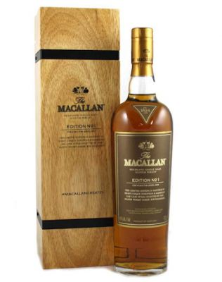 Macallan Edition No.1 in kist 0.7L