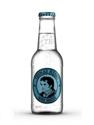 Thomas Henry Soda Water 0.2L