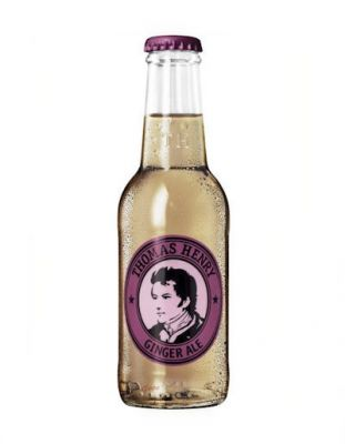 Thomas Henry ginger ale 0.2L