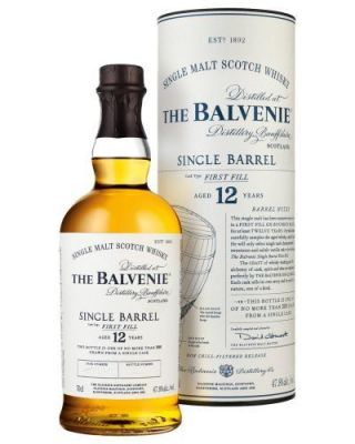 Balvenie 12 YO Single Barrel First Fill 0.7L