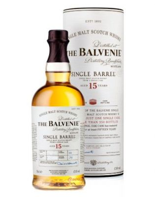 Balvenie 15 YO Single Barrel 2012 0.7L