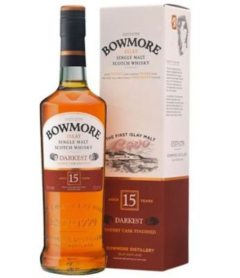 Bowmore 15 Darkest 0.7L