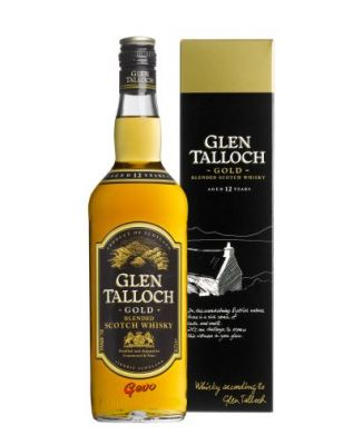 Glen Talloch Gold 12 YO 0.7L