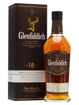 Glenfiddich 18 Small Batch Reserve 0.7L