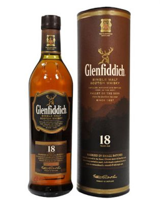 Glenfiddich 18 YO Married in Small Batches 0.7L