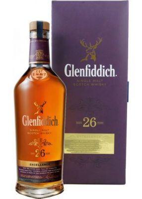 Glenfiddich 26 YO Excellence 0.7L