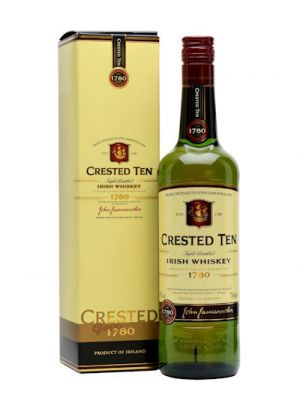 Jameson Crested Ten 0.7L