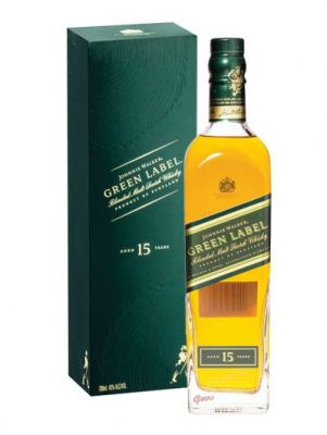 Johnnie Walker Green Label 15 YO 0.7L