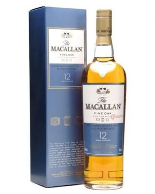 Macallan 12 YO Fine Oak 0.7L