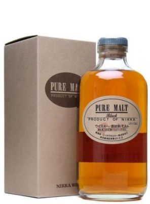 Nikka Pure Malt Black 0.5L