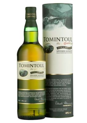 Tomintoul Peaty Tang 0.7L