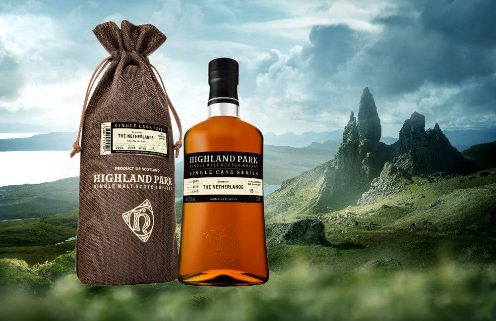 Highland Park Single Cask THE NETHERLANDS