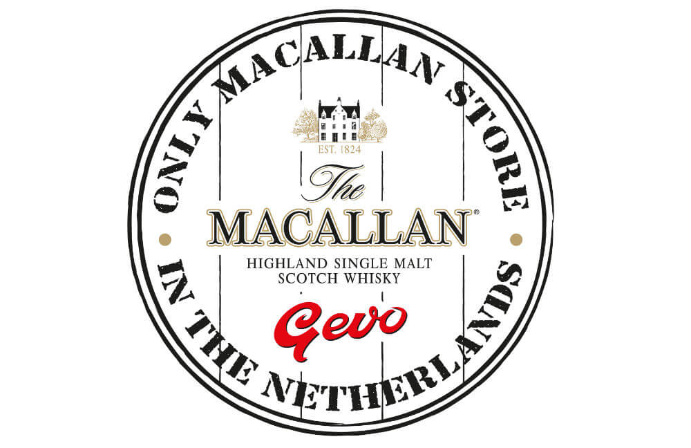 Gevo: Only Macallan Store in the Netherlands